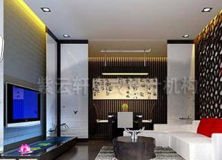 别墅中式装修之简约中式设计-品位意境