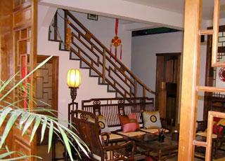 中式田园风格装修设计图片之新中式家装案例