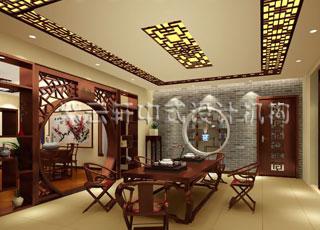 四合院古典中式设计——宁波陈宅设计案例