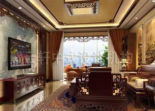 中式家庭装修的韵味之美 书香宅第中式风格出色呈现