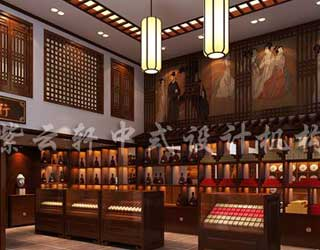 中式茶馆设计装修 舌尖上的清香心灵上的享受
