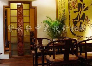 江南茶楼中式装修案例-让人生出世外的遐想