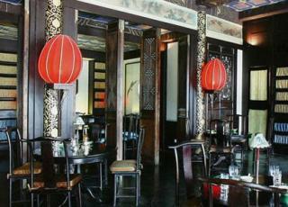 茶馆中式装修设计-品味幽雅与气派的融洽
