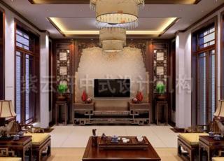 中式别墅装修中的婉约自然