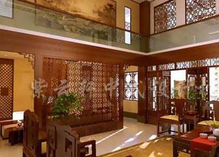 吸风饮露品尝中式会所中古典茶楼的闲适和淡然