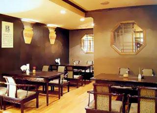 唐韵茶馆中式田园风格设计