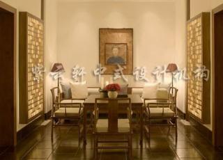 极有中式文化和历史氛味—颐和安曼中式装修酒店