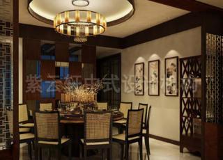 中式简约别墅设计 古朴自然领略平淡人生