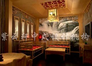 处处都予人一种高贵之气—南昌新古典茶会所