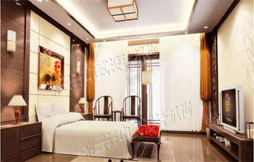 别墅中式装修简约风格设计之中式风格与现代元素的邂逅