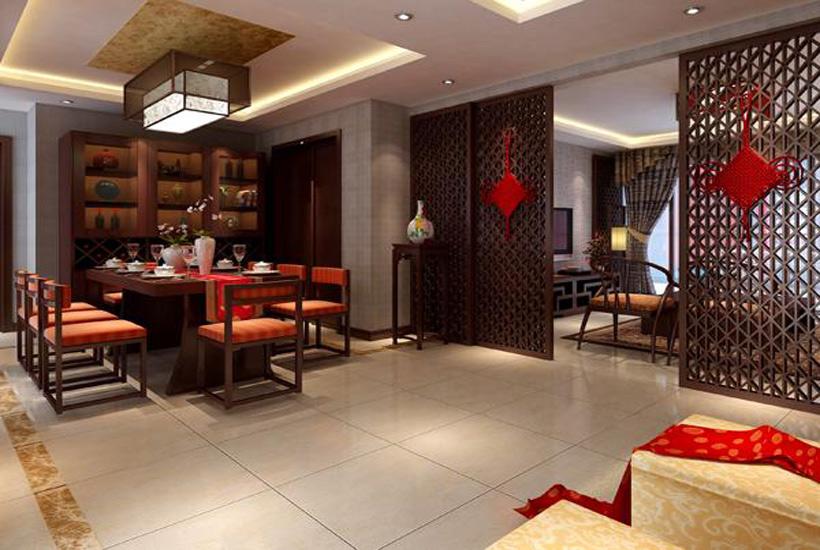 设计师谈别墅中式装修的设计理念与专业技巧