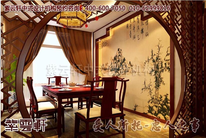 现代中式别墅客厅装修设计必备的五大要点