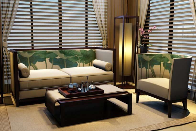 紫云轩浅谈传统文化新中式家具平常保养法