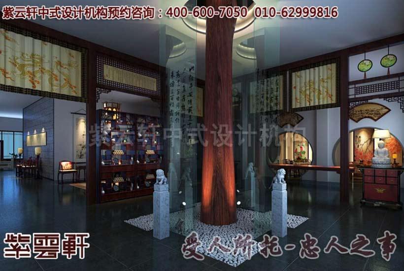紫云轩教您如何让中式装修更加健康和环保