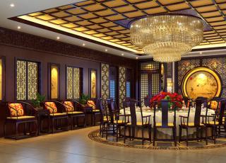 历久弥新的中式酒店餐厅设计案例赏析