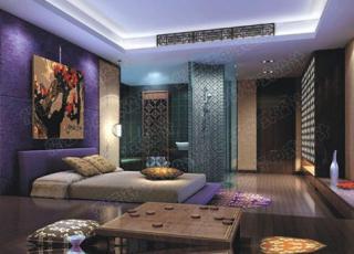 简约中式装修设计-众多文化元素的融合
