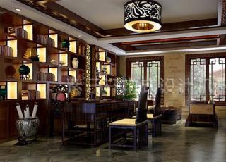 四合院中式装修——传统中式设计打造四合院风情