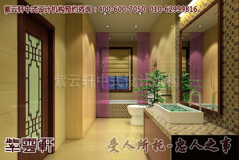 从三个细节的装修打造舒适轻松的浴室环境