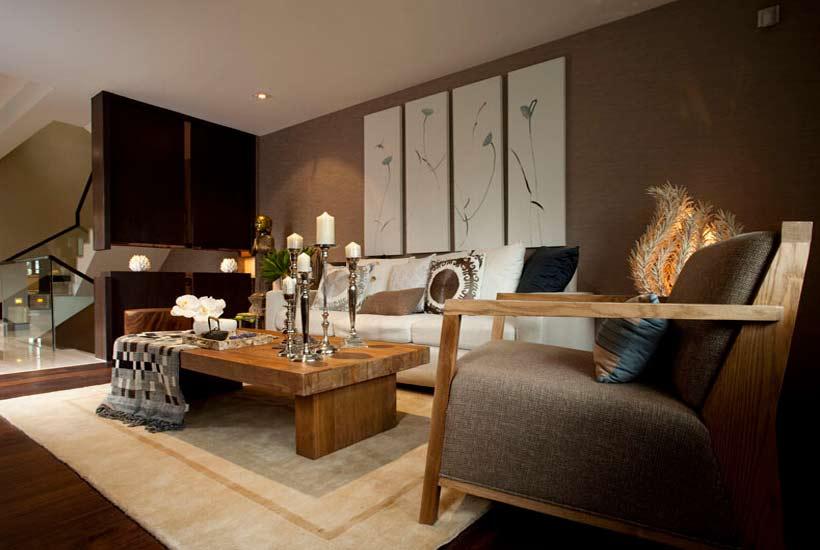 解析明亮通透的别墅选择中式装修空间设计