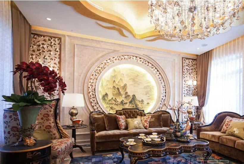 简述现代居室新中式的风格特点及装修禁忌