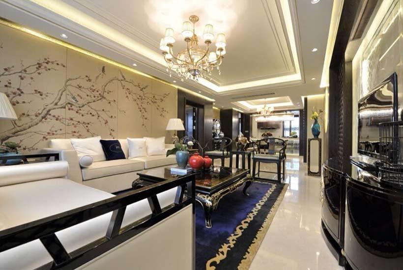 谈别墅中式设计装修中室内纳凉装饰的重要性