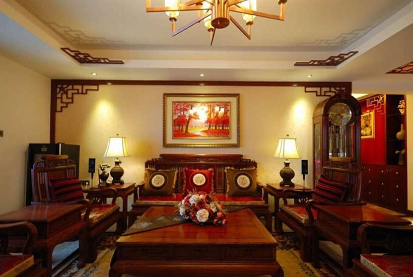 简述中式装修中红木家具让人迷恋的