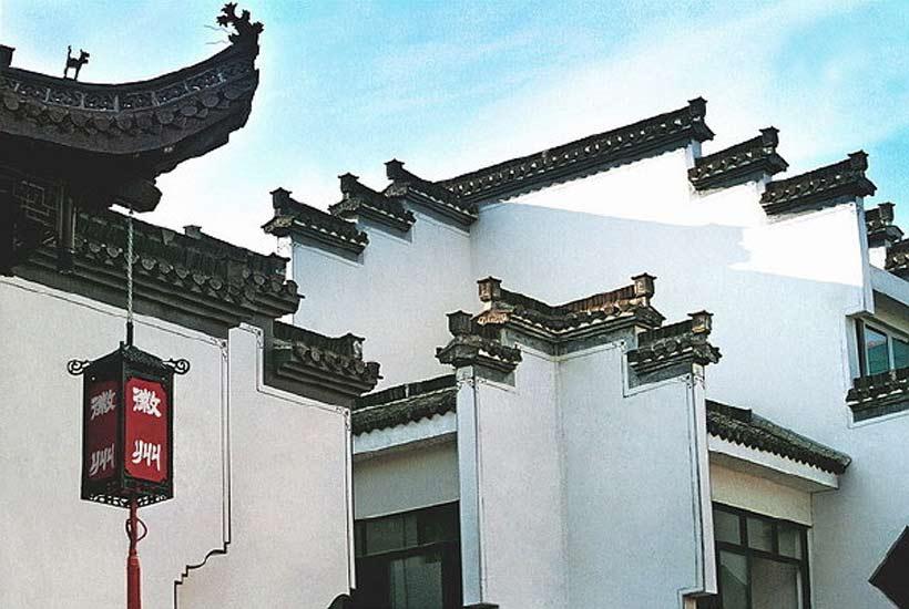 简述中式装修徽派建筑文化艺术的独特风采图片
