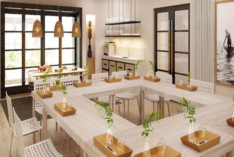 1,中式装修室内界面的装饰之美