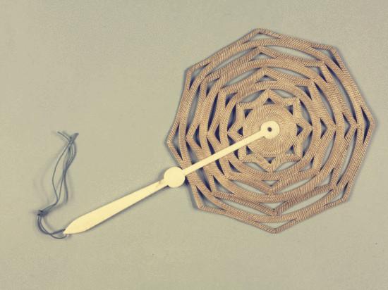 华本壁扇的内部接线图