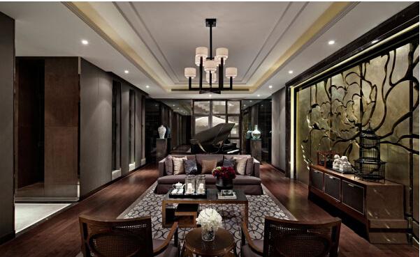 别墅中式装修设计软件配饰风格与设计手法