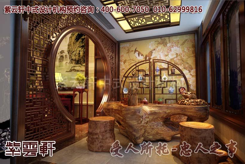 中国顾盼岁月的传统道家茶文化的深厚内涵