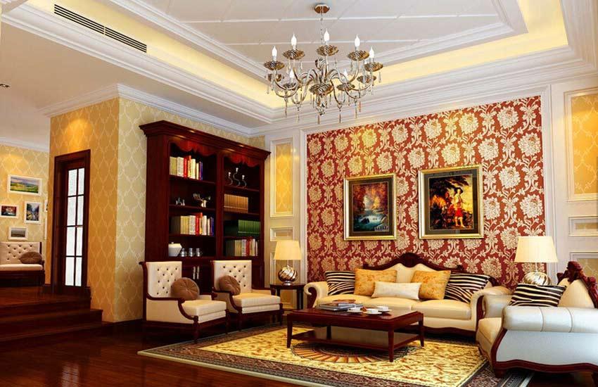 解析从各个功能区装修中了解别墅室内空间