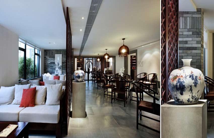 细数别墅中式装修配饰中式家具的外观形式