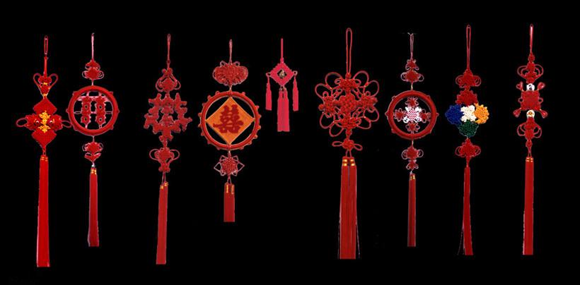 中国传统工艺中国结中蕴含的丰富文化底蕴
