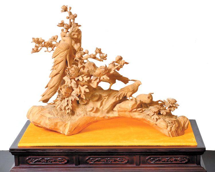 遵循四不宜让木雕工艺品永远散发生命活力