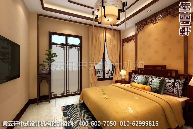 中式装修家居每一个空间都会影响到你的财运