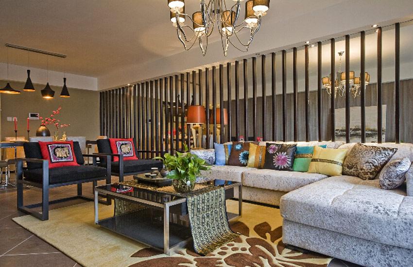 解读居室运用新中式风格内涵的三种设计原则