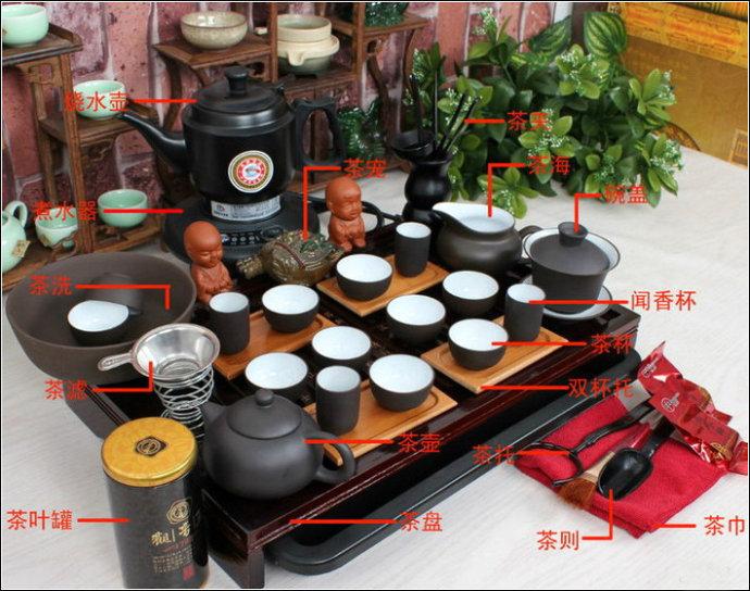 潮州工夫茶是汉族茶文化中最有代表性的茶道