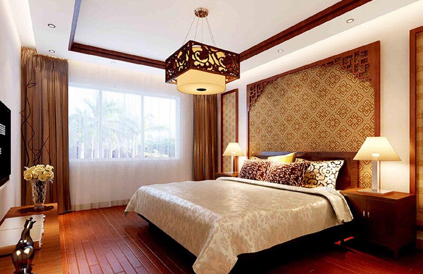 把握卧室中式设计几个要点 让休息空间更安逸