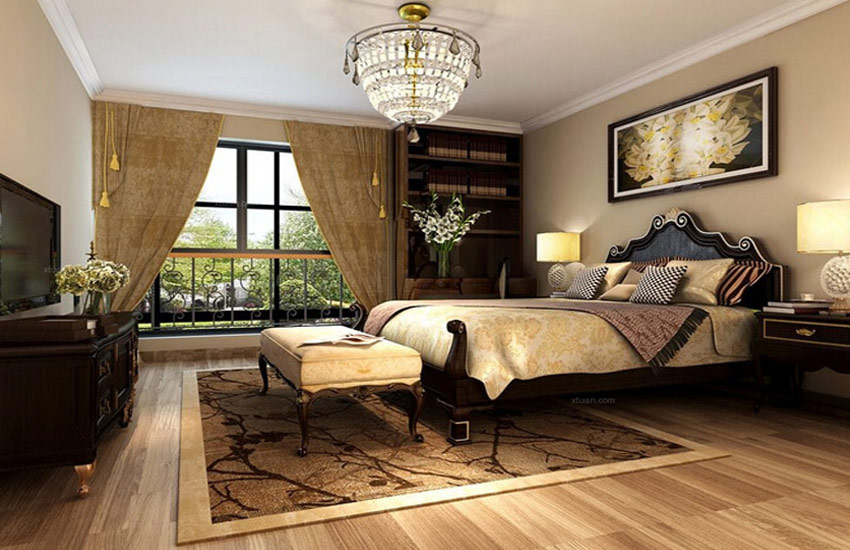 现代别墅室内中式装修中色彩搭配的风水禁忌