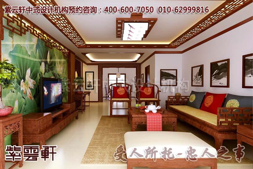 酷炫黑白壁纸 打造时尚简约中式装修家居生活