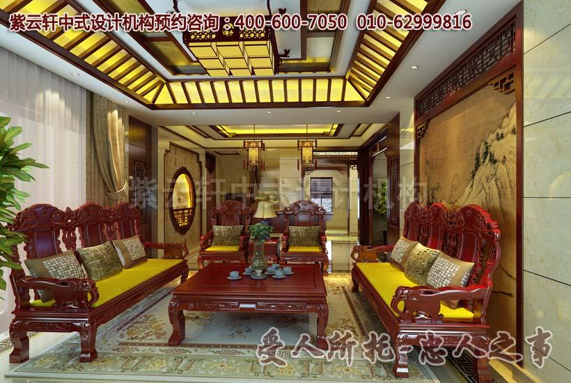 现代中式家具选购知识 买红木家具三个 不高清图片