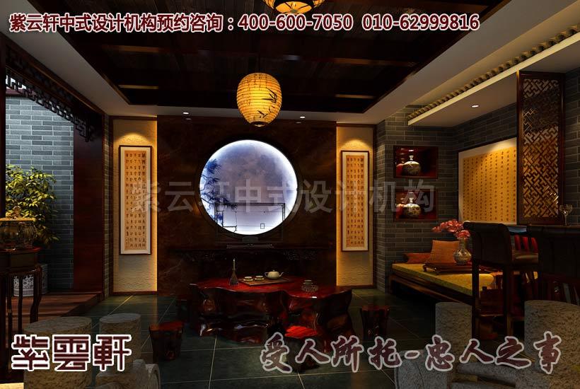 住宅卧室古典中式风格装修