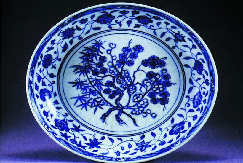 中式文化资讯—收藏保养瓷器的小窍门