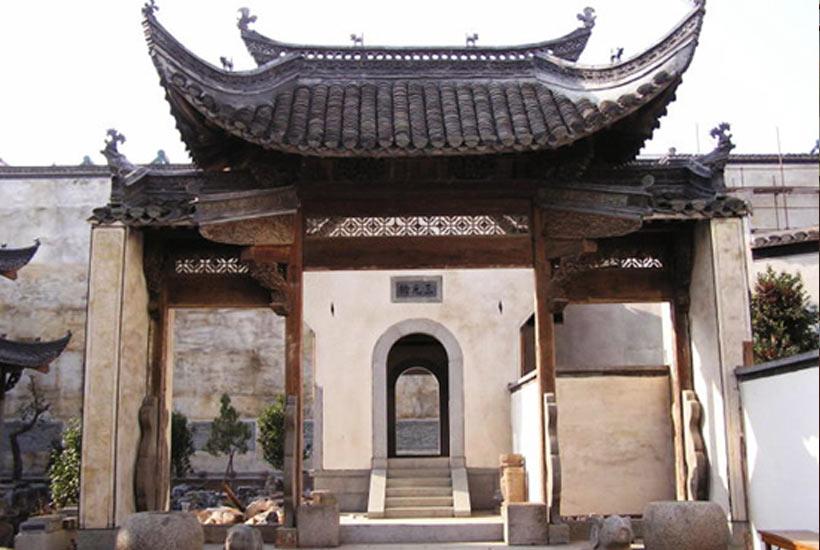 徽商大宅院—徽派中式风格建筑艺术的博物馆图片