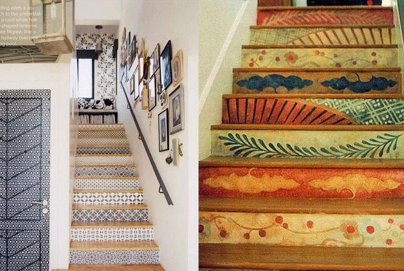 别墅装修攻略—别墅楼梯木地板装修的几个小建议
