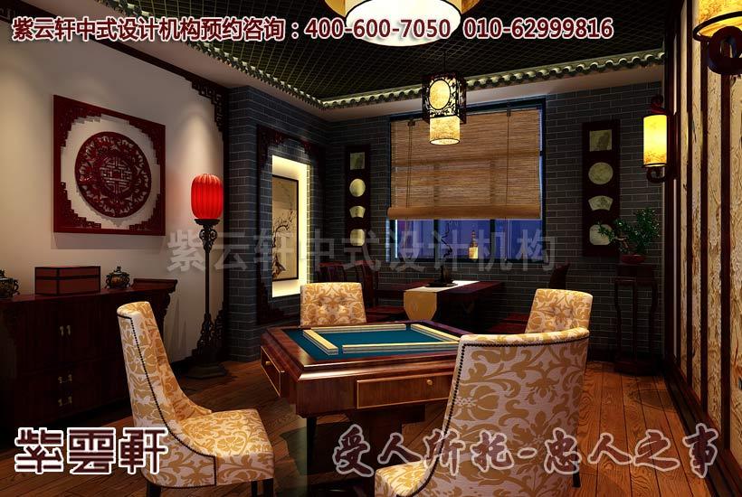 新中式茶楼装修效果图大全2013图片 紫云轩