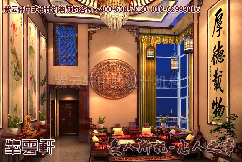 简述中式文化如何在家庭中式装修中完美展现