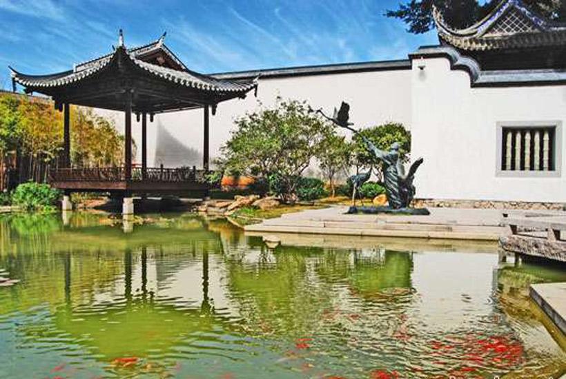 传统江南房屋设计图