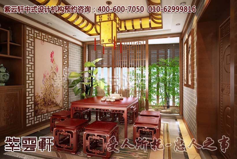 竹文化在我国园林建筑中升华了自身的清高与坚贞